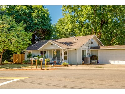 Keizer Single Family Home For Sale: 3995 Pleasant View Dr NE