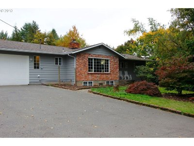 Oregon City Single Family Home For Sale: 19412 S Henrici Rd