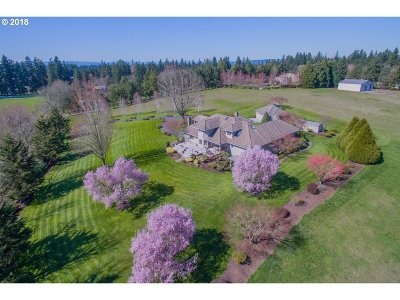 Tualatin Single Family Home For Sale: 5801 SW Delker Rd