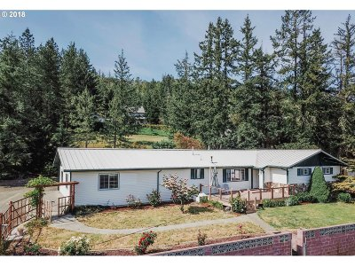 Sutherlin Single Family Home For Sale: 2096 Nonpareil Rd