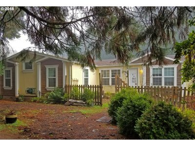 Oakland Single Family Home For Sale: 18091 State Highway 138