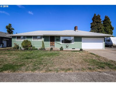 Springfield Single Family Home For Sale: 2280 Centennial Blvd