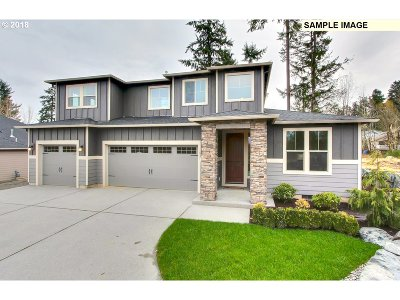 Vancouver Single Family Home For Sale: 15412 NE 15th St