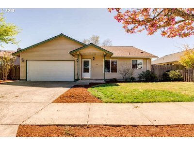 McMinnville Single Family Home For Sale: 1620 SW Emily Dr