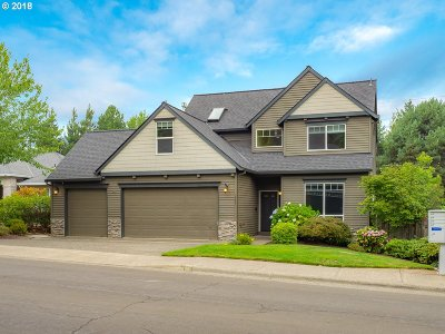 Tigard Single Family Home Bumpable Buyer: 12661 SW Creekshire Dr