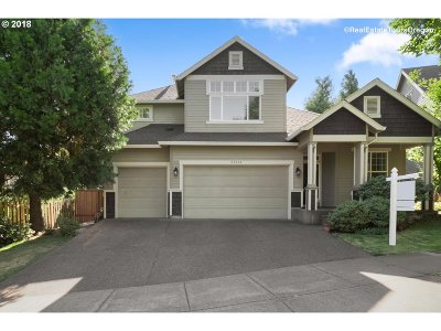 Tualatin Single Family Home For Sale: 22112 SW 109th Ter