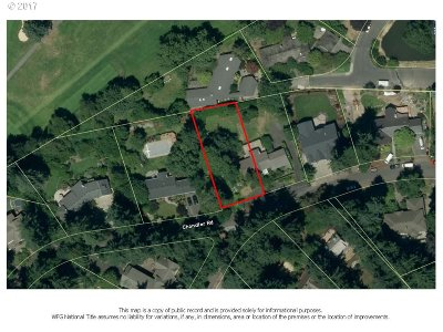 Lake Oswego Residential Lots & Land For Sale: 1289 Chandler Rd