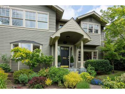 Eugene Single Family Home For Sale: 2127 Lincoln St