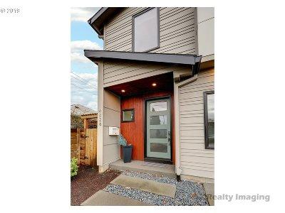 Portland Condo/Townhouse For Sale: 4828 N Missouri Ave