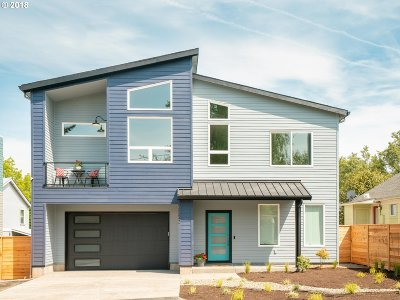 Single Family Home For Sale: 6720 NE 13th Ave