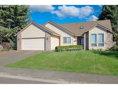 Wilsonville, Canby, Aurora Single Family Home For Sale: 29525 SW Camelot St