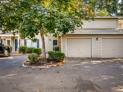 Wilsonville Condo/Townhouse For Sale: 29620 SW Volley St #46