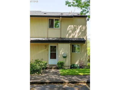Eugene Condo/Townhouse For Sale: 1519 Fetters Loop