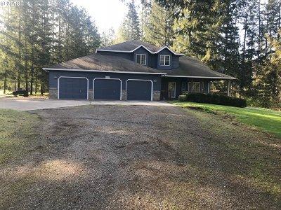 Battle Ground Single Family Home For Sale: 22403 NE 213th Cir