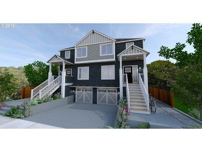 Clackamas County, Columbia County, Multnomah County, Washington County Condo/Townhouse For Sale: 6035 NE Flanders St