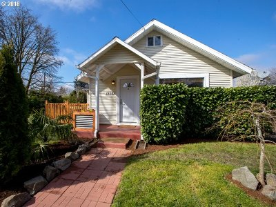 Single Family Home For Sale: 2803 SE 87th Ave
