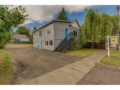 Oregon City Single Family Home For Sale: 414 Willamette St