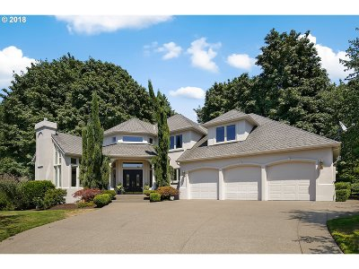 Single Family Home For Sale: 13805 NW Glendoveer Dr
