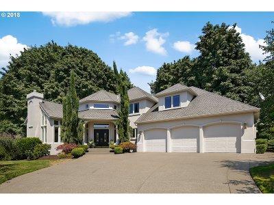 Portland Single Family Home For Sale: 13805 NW Glendoveer Dr