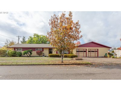 Keizer Single Family Home For Sale: 6263 NE 13th Ave