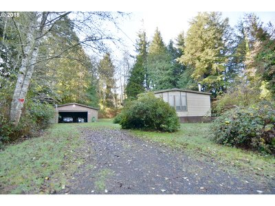 Coos Bay Single Family Home For Sale: 63398 Everett Rd