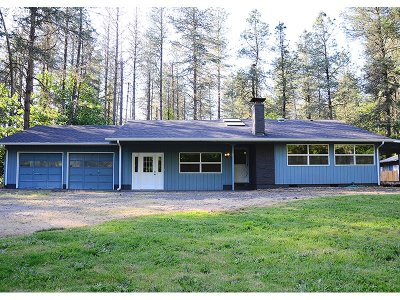 Elmira, Veneta Single Family Home For Sale: 26171 Fleck Rd