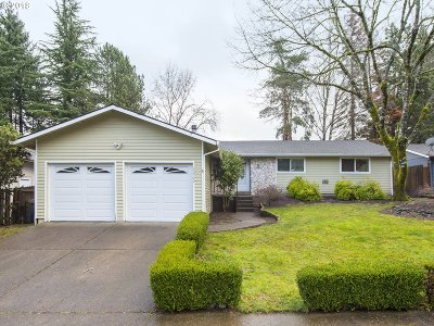 Tualatin Single Family Home For Sale: 20590 SW 90th Ave