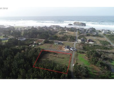 Bandon Residential Lots & Land For Sale: 87201 Beach Ln