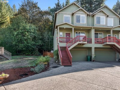 Tigard Single Family Home For Sale: 14806 SW Fern St