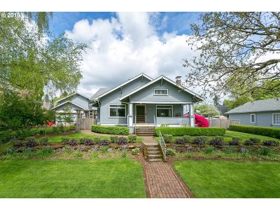 West Linn Single Family Home For Sale: 1674 5th Ave