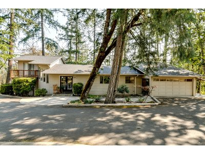 Eugene Single Family Home For Sale: 34846 Matthews Rd