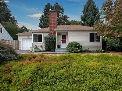Single Family Home For Sale: 3425 NE 89th Ave