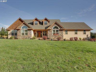 Newberg Single Family Home For Sale: 17550 NE Lewis Rogers Ln
