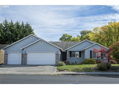 Battle Ground Single Family Home For Sale: 1309 NW 16th Ave