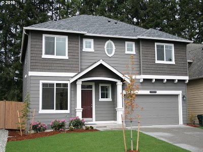 Milwaukie, Clackamas, Happy Valley Single Family Home For Sale: 17067 SE Rhododendron St