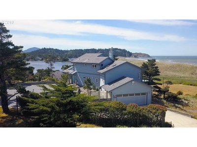 Port Orford Single Family Home For Sale: 42342 Parkwood Dr