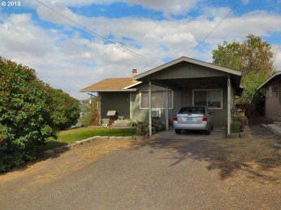 Pendleton Single Family Home For Sale: 702 SW 15th