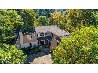 Salem Single Family Home For Sale: 3420 Holiday Dr S
