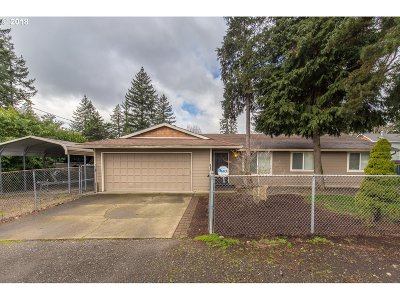 Single Family Home For Sale: 1923 SE 177th Ave