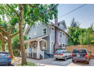Multi Family Home Sold: 1219 SE 23rd Ave