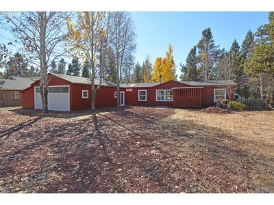 Bend Single Family Home For Sale: 55951 Snow Goose Rd