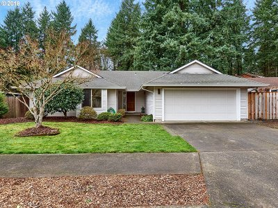 Tualatin Single Family Home For Sale: 7347 SW Delaware Cir