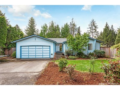Single Family Home For Sale: 10650 NW Leahy Rd