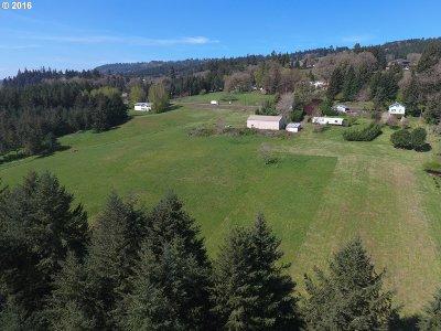 Newberg, Dundee, Mcminnville, Lafayette Single Family Home For Sale: 27100 NE Bell Rd