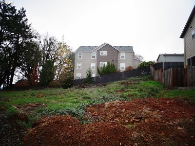 Salem Residential Lots & Land Pending: 888 Crouchen St NW