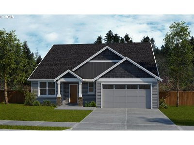 Happy Valley Single Family Home For Sale: 15372 SE Lewis St #Lot12
