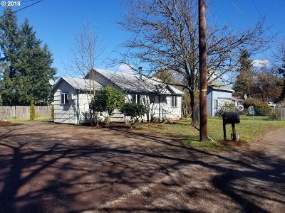 Cottage Grove, Creswell Single Family Home For Sale: 1656 E Gibbs Ave