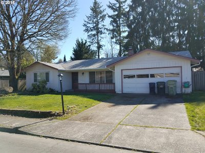 Beaverton, Aloha Single Family Home For Sale: 19900 SW Walquin Ct