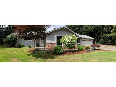 Single Family Home For Sale: 34981 SE Kelso Rd