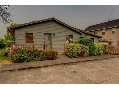 Tigard, King City, Sherwood, Newberg Commercial For Sale: 717 N College St